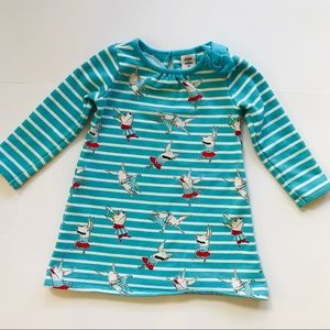 Gymboree toddler girl Olivia collection dress  3T